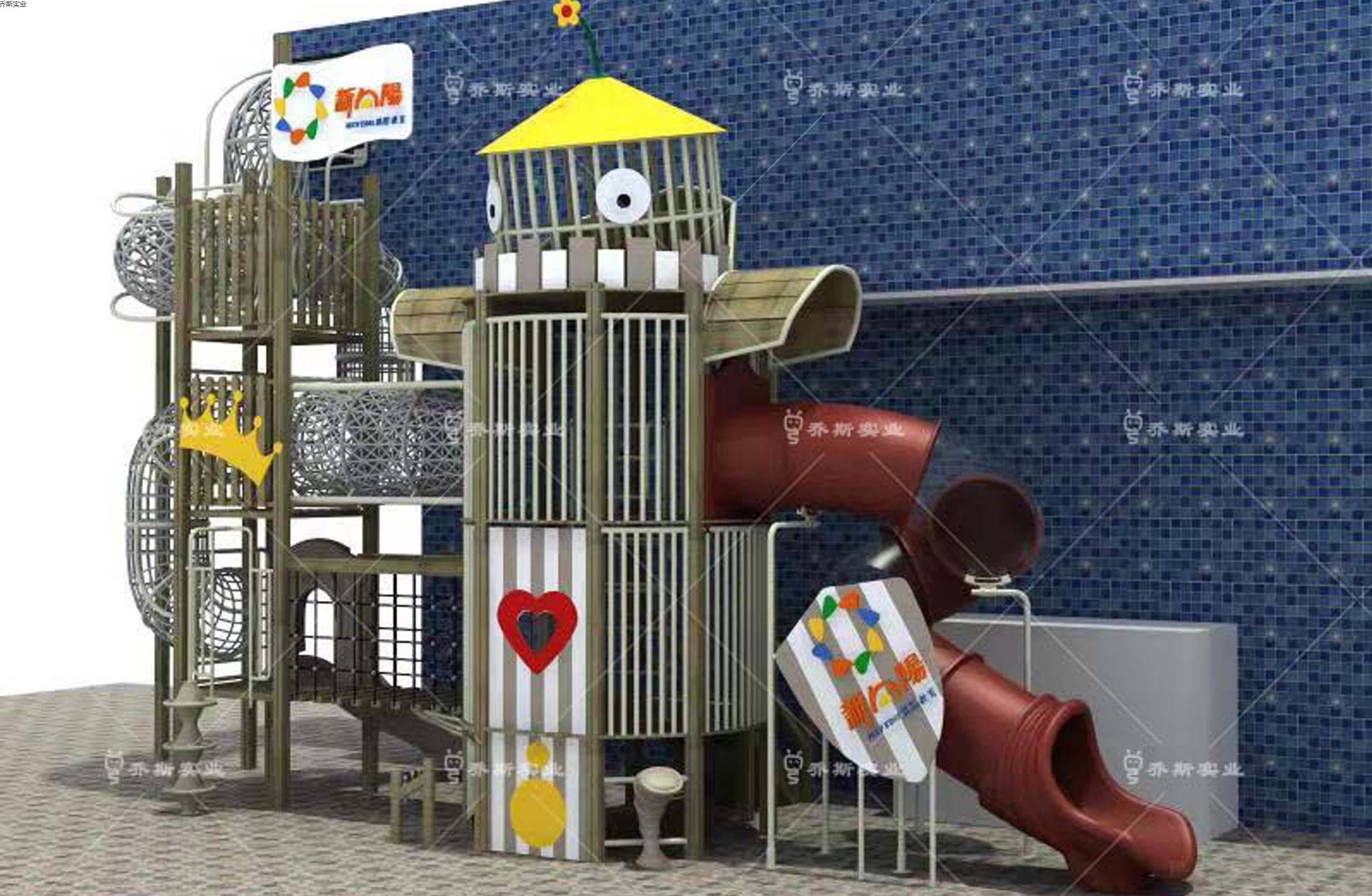 帕佳图幼儿园--整园规划