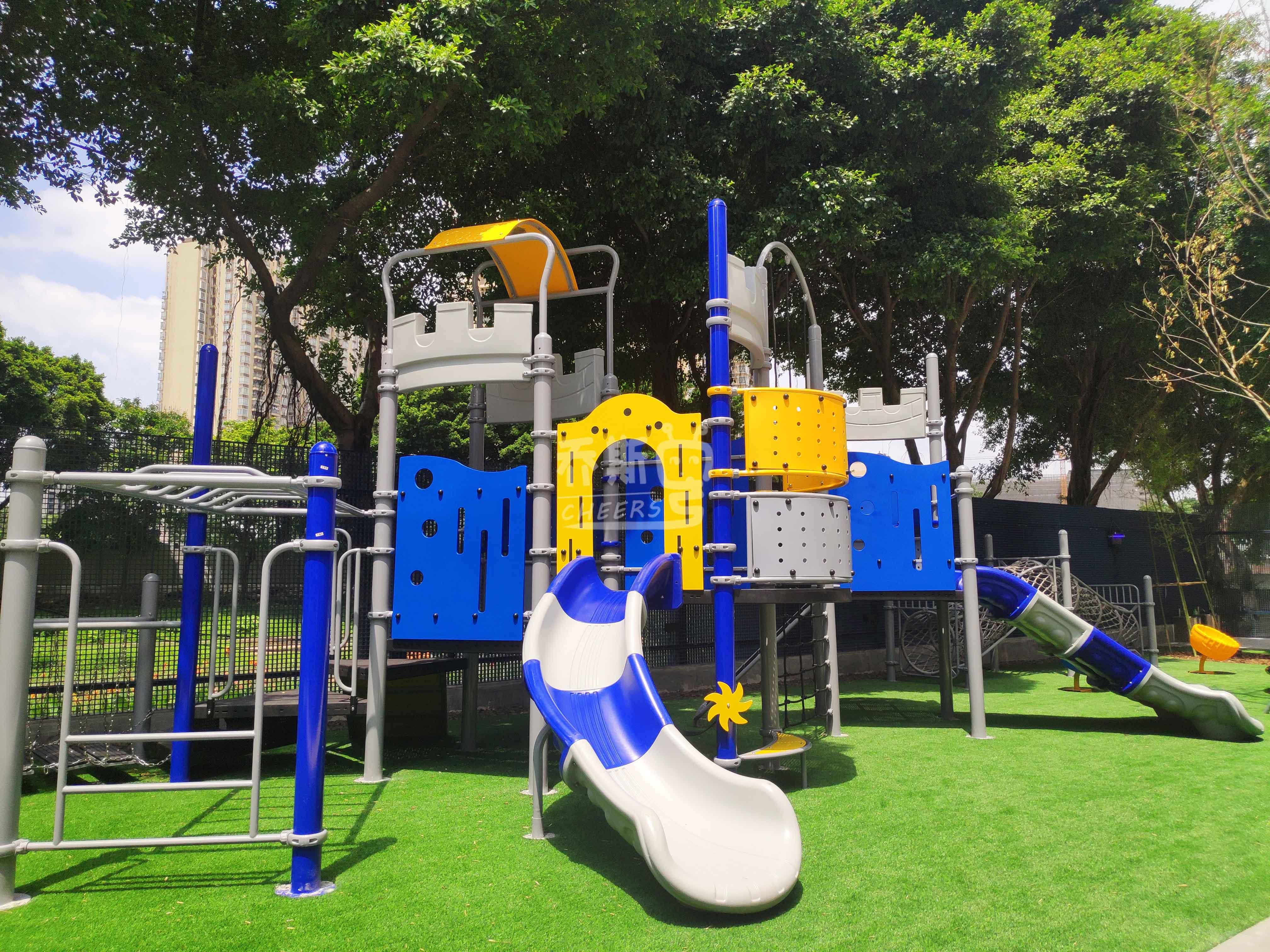 合美·紫龙府幼儿园