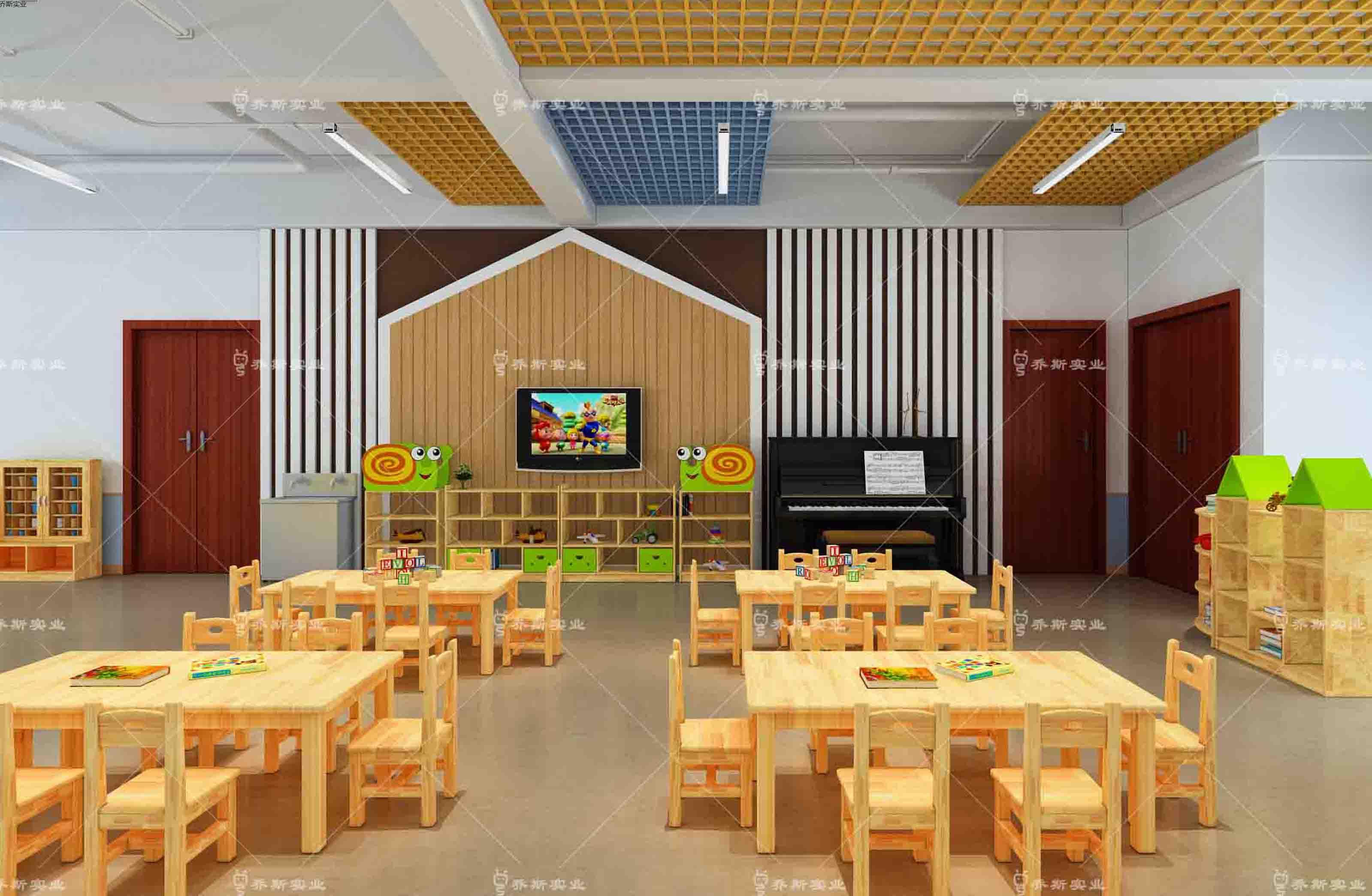 潭洲中心幼儿园第一分园