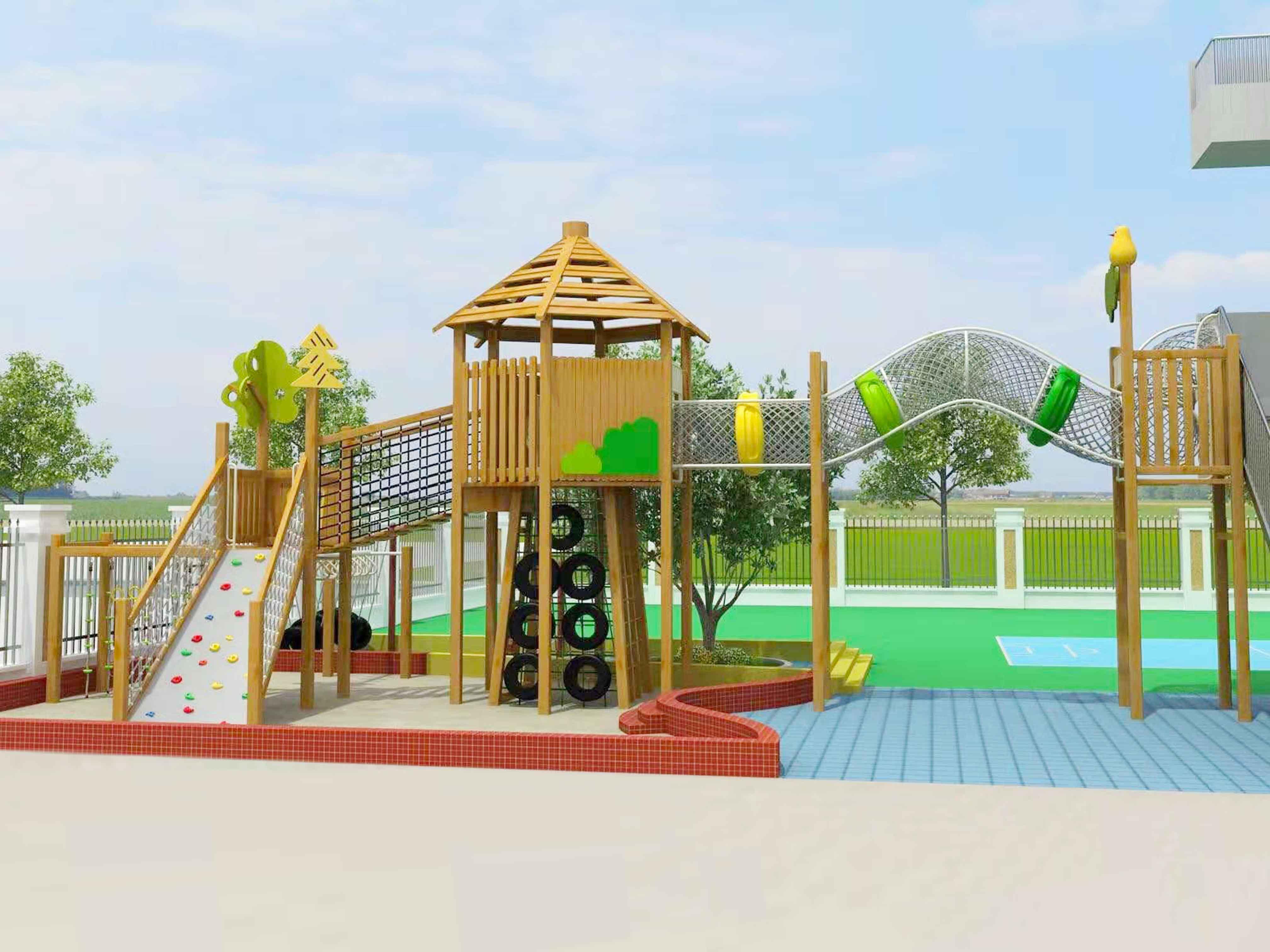 石楼镇沙北幼儿园